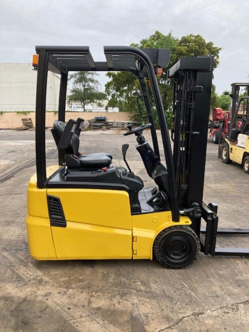 Used, 2016, Hyundai, 15BTR-9, Forklifts / Lift Trucks