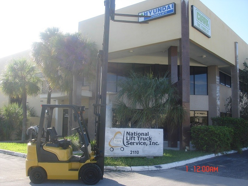Used, 2015, Hyundai, 15L-7M, Forklifts / Lift Trucks