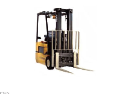 Used, 2008, Yale, ERP-TH, Forklifts / Lift Trucks