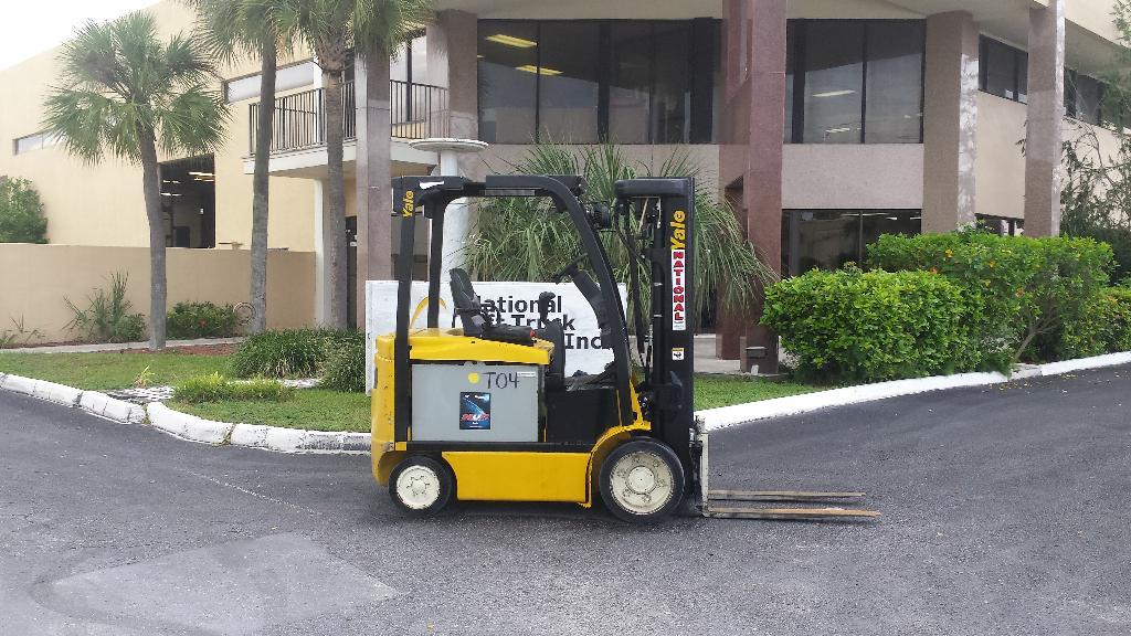 Used, 2012, Yale, ERC060VGN36TQ084, Forklifts / Lift Trucks