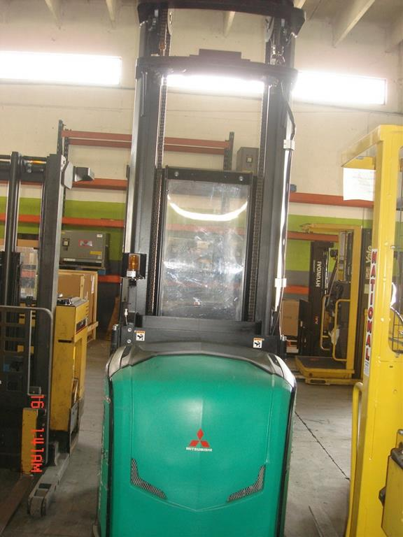Used, 2011, Mitsubishi Forklift, EOP15N, Forklifts / Lift Trucks