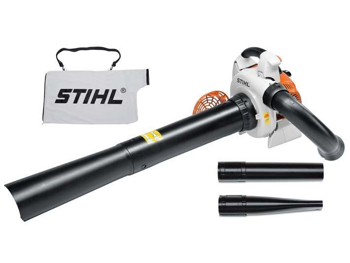 New, Stihl, SH 86 C-E , Power Equipment