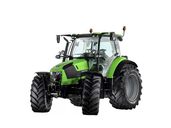 New, 2017, Deutz-Fahr, 5130 TTV, Tractors