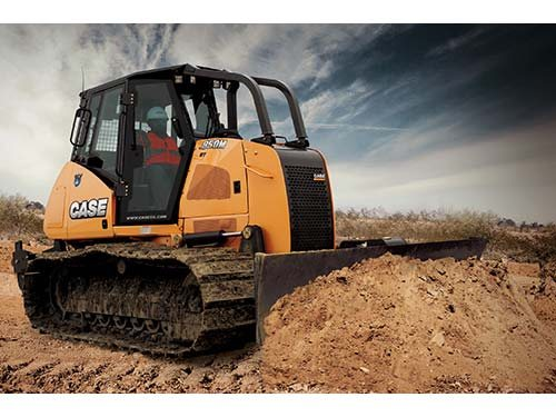 2016, Case Construction, 850M WT - 112 in. Blade, Bulldozers