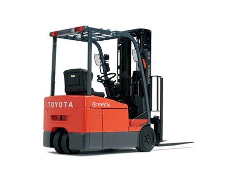 2015, Toyota Industrial Equipment, 7FBEU20, Forklifts / Lift Trucks