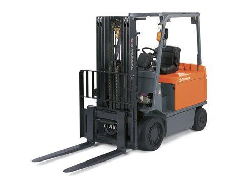 2015, Toyota Industrial Equipment, 7FBCU55, Forklifts / Lift Trucks