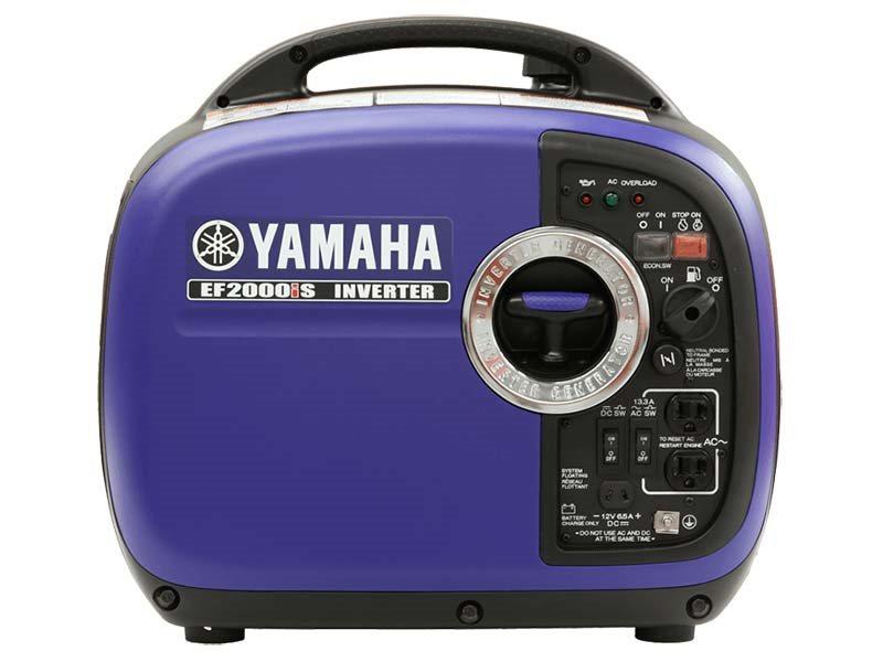 Used, Yamaha, EF2000iS, Power Equipment