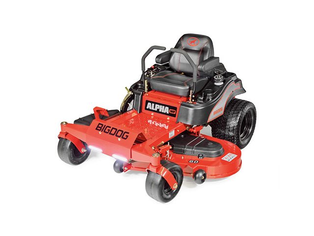 New, BigDog Mower Co., Alpha MP 54 in., Lawn Mowers