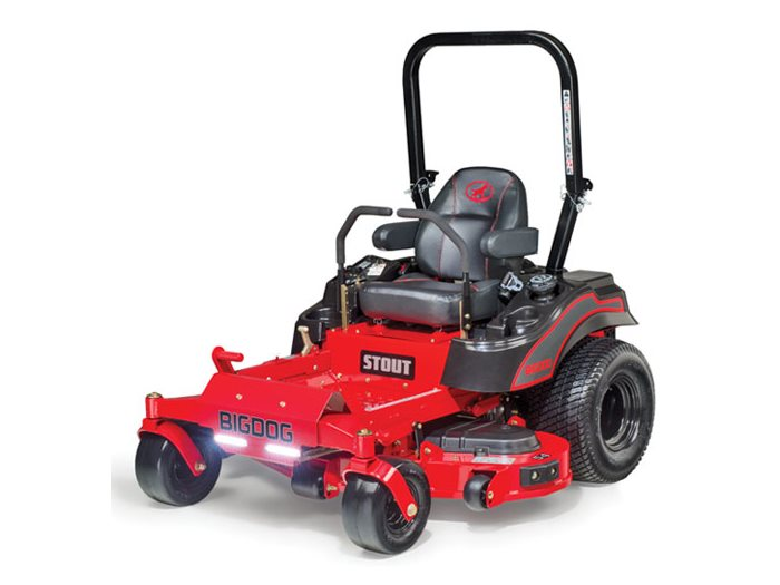 New, BigDog Mower Co., Stout 54 in., Lawn Mowers