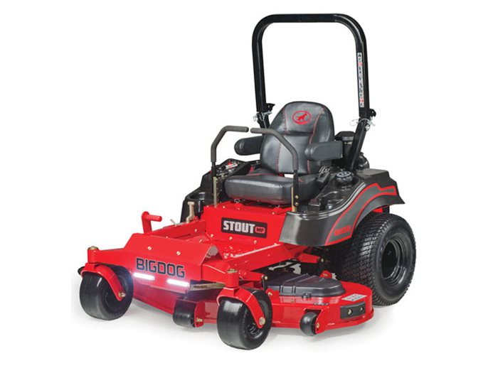 New, BigDog Mower Co., Stout MP 54 in., Lawn Mowers