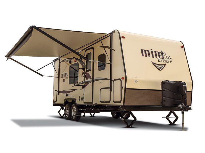 2018, Rockwood, Mini Lite 2304KS, Travel Trailers