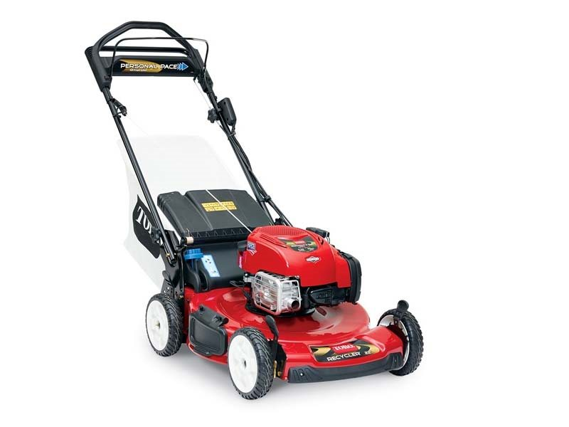 New, Toro, 22 in. Personal Pace® Electric Start (20334), Lawn Mowers