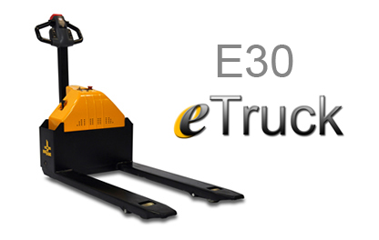 2019, Big Joe, E30 eTRUCK, Material Handling Equipment