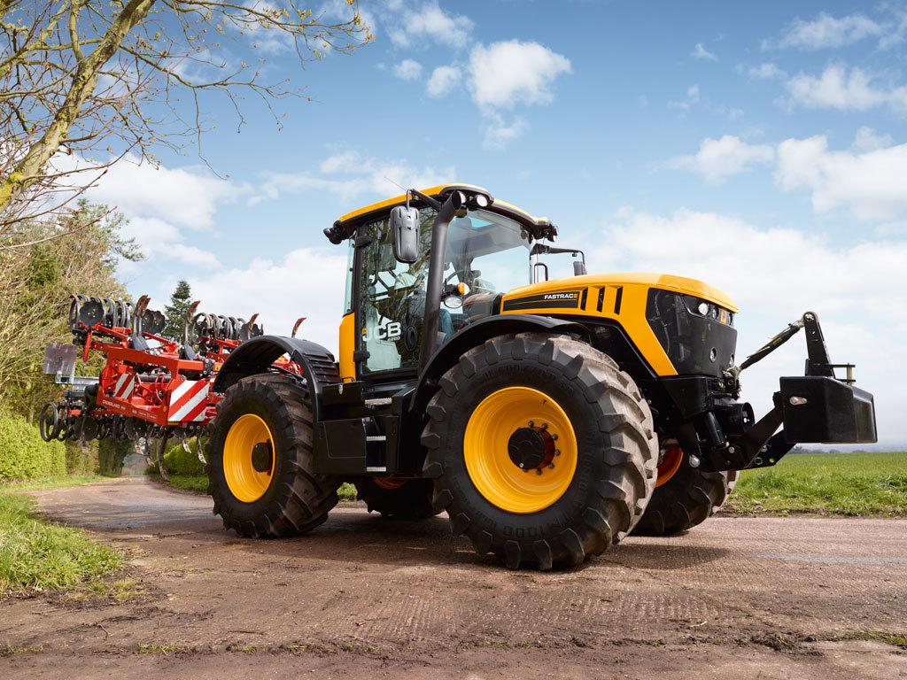 New, 2021, JCB, Fastrac 4220, Tractors