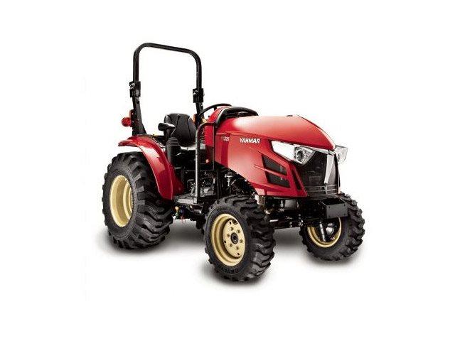 2017, Yanmar, YT235, Tractors