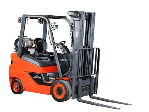 New, 2019, Linde, HT25 CT, Forklifts / Lift Trucks