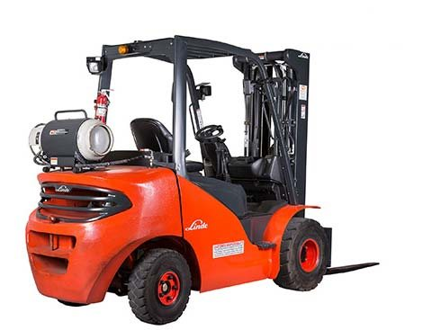 New, 2018, Linde, HT25T, Forklifts / Lift Trucks