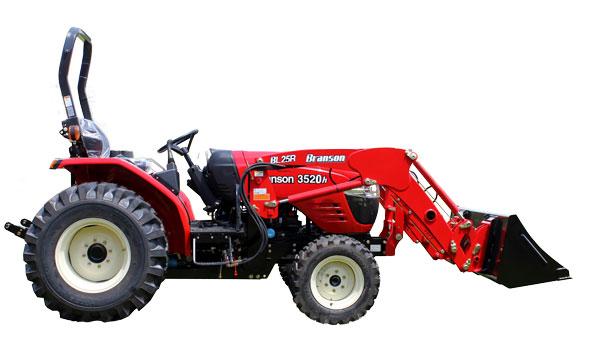 New, 2019, Branson Tractors, 3520H, Tractors