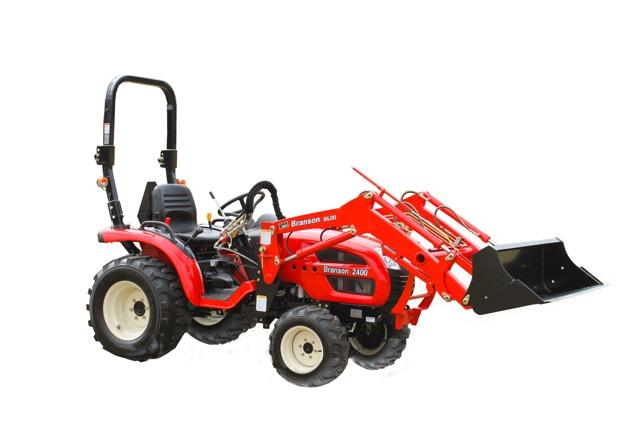 New, 2019, Branson Tractors, 2400, Tractors