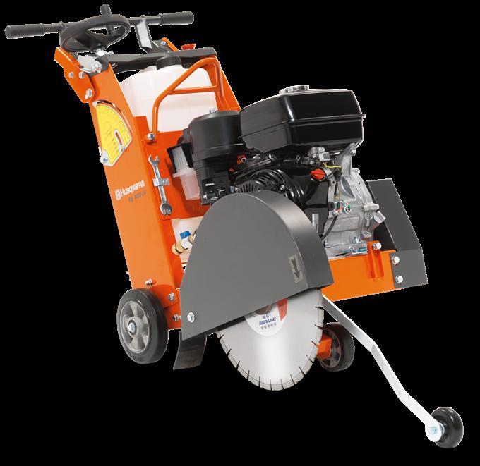 2019, Husqvarna Construction, FS 400, Industrial Saws