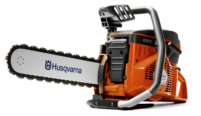 2019, Husqvarna Construction, K 970 Chain, Industrial Saws