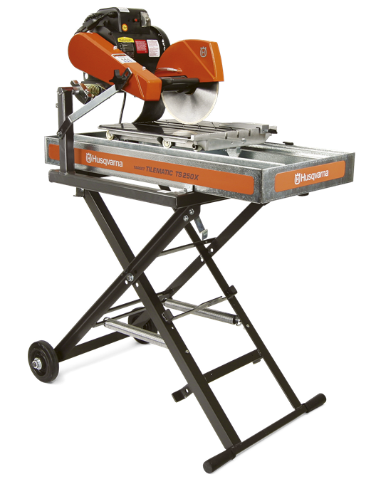 2019, Husqvarna Construction, Tilematic   TS 250 X3, Industrial Saws