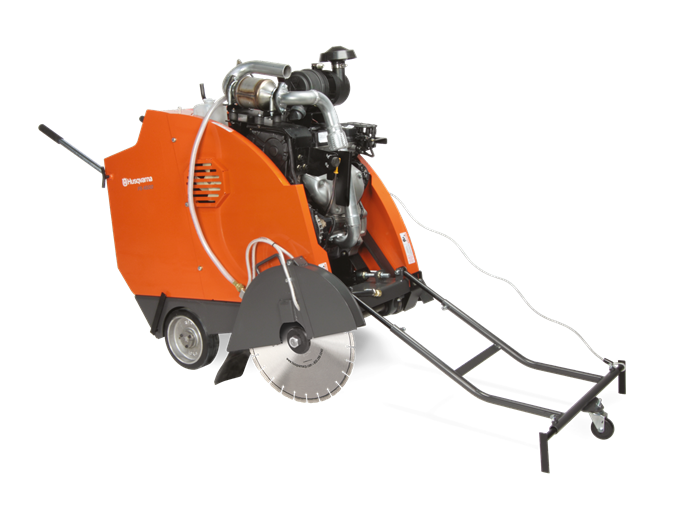 2018, Husqvarna Construction, FS 4600, Industrial Saws