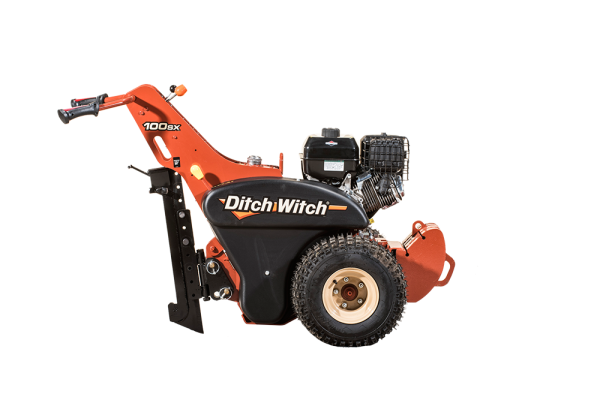 2017, Ditch Witch, 100SX, Trenchers, South Carolina, Columbia, Ladson, Simpsonville