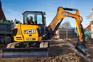 New, 2018, JCB, 85Z-1, Excavators
