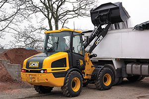 2019, JCB, 407, Loaders
