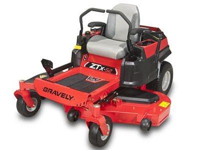 New, Gravely, ZT X 52 (Kohler® 25 hp), Lawn Mowers