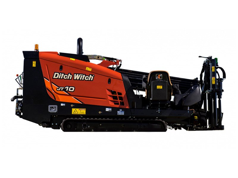 Used, 2017, Ditch Witch, JT10 (Tier 4i), Boring / Drilling Machines