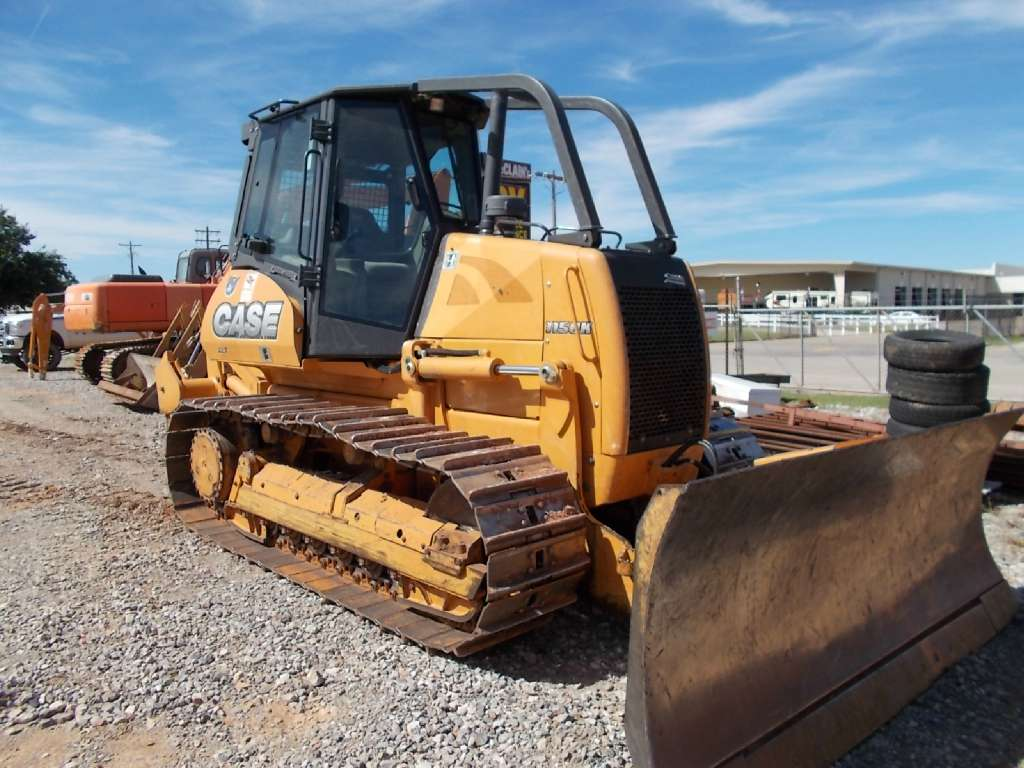 Used, 2013, Case Construction, 1150K, Bulldozers