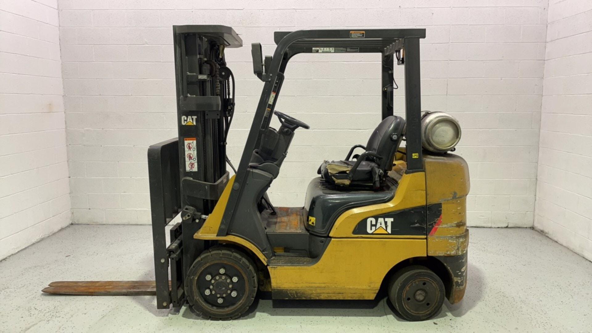 Used, 2015, CAT Lift Trucks, 2C5000, Forklifts / Lift Trucks