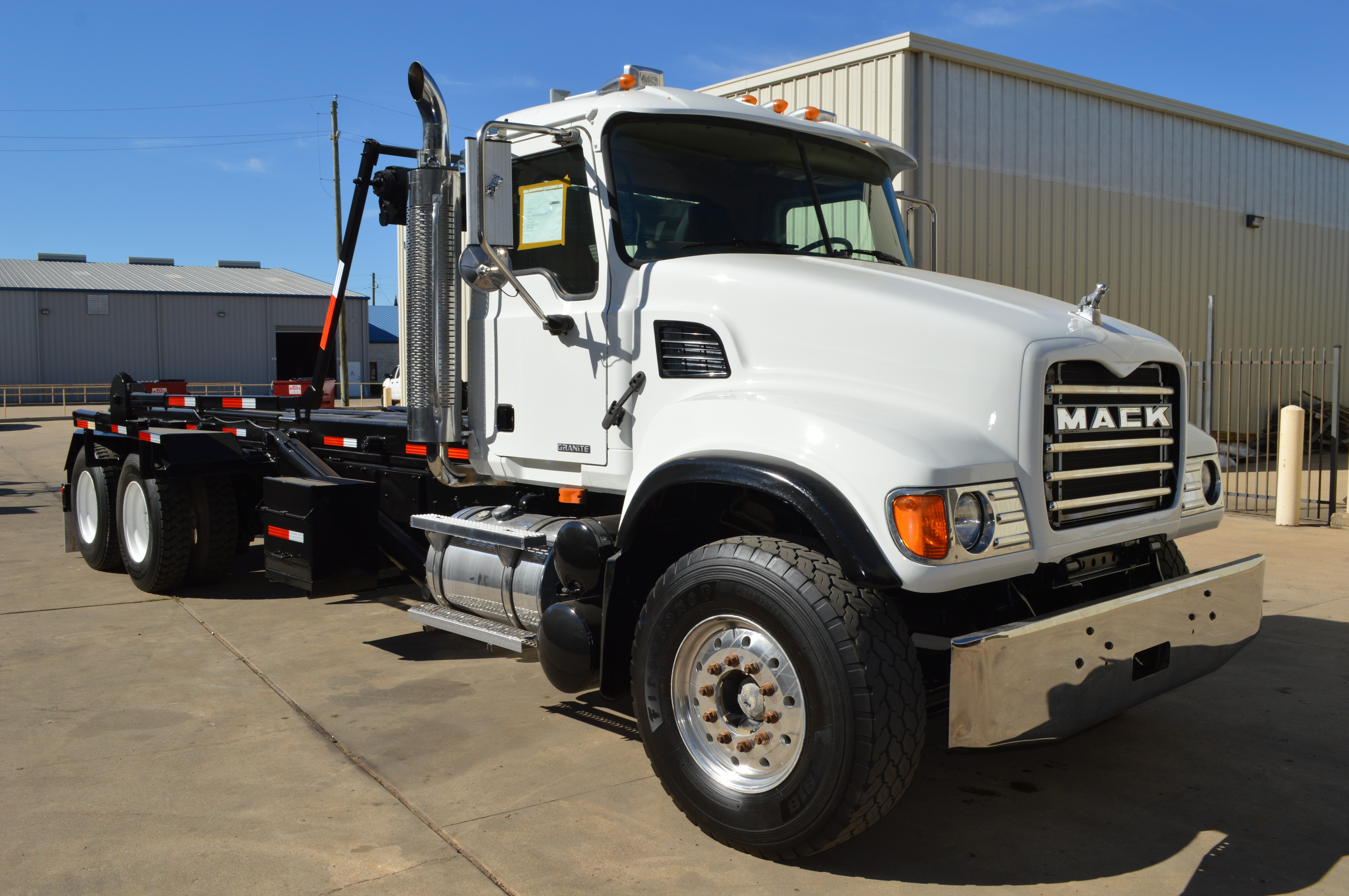 Used, 2006, Mack, CV713 Roll Off, Transfer Trucks