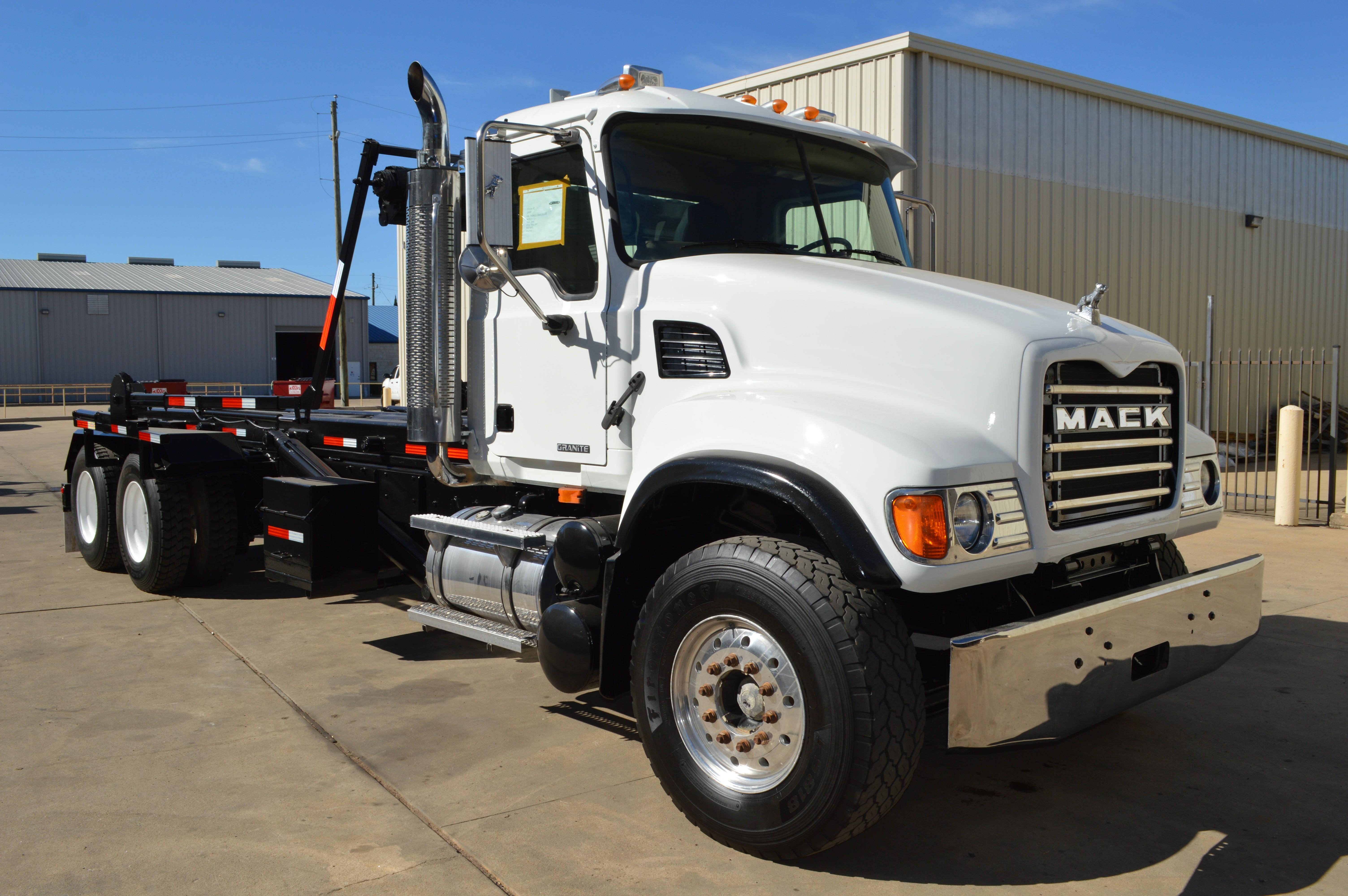 Used, 2006, Mack, CV713 Roll Off, Transfer Trucks