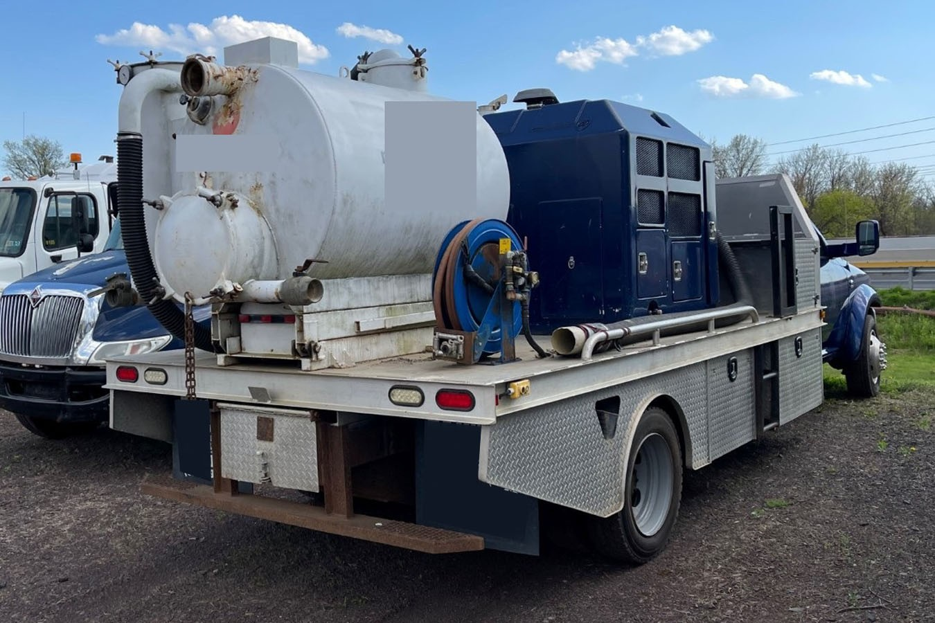 Used, 2012, Other, DODGE RAM 5500 W/ VACMASTER VNDS1000 VACUUM EXCAVATOR, Other
