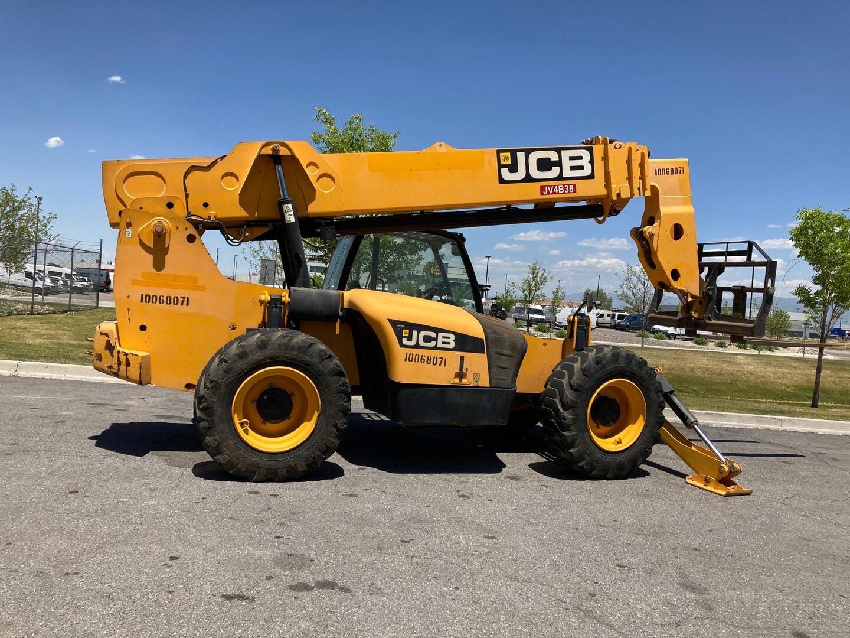 Used, 2012, JCB, 510-56, Telehandlers