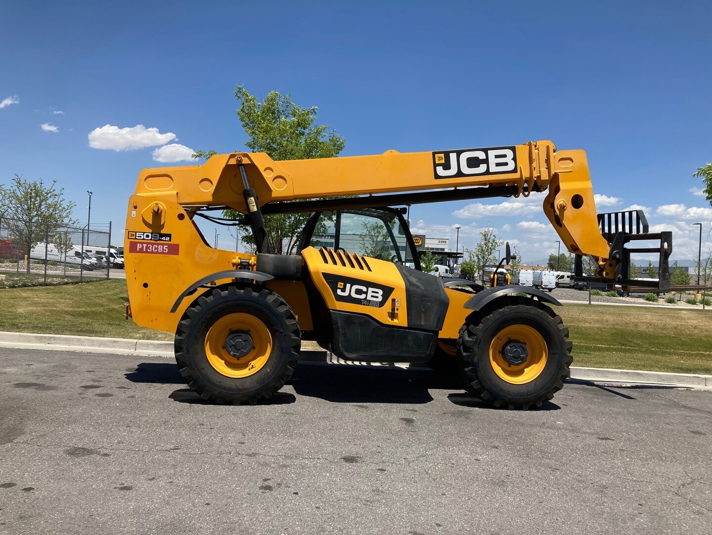 Used, 2013, JCB, 509-42, Telehandlers