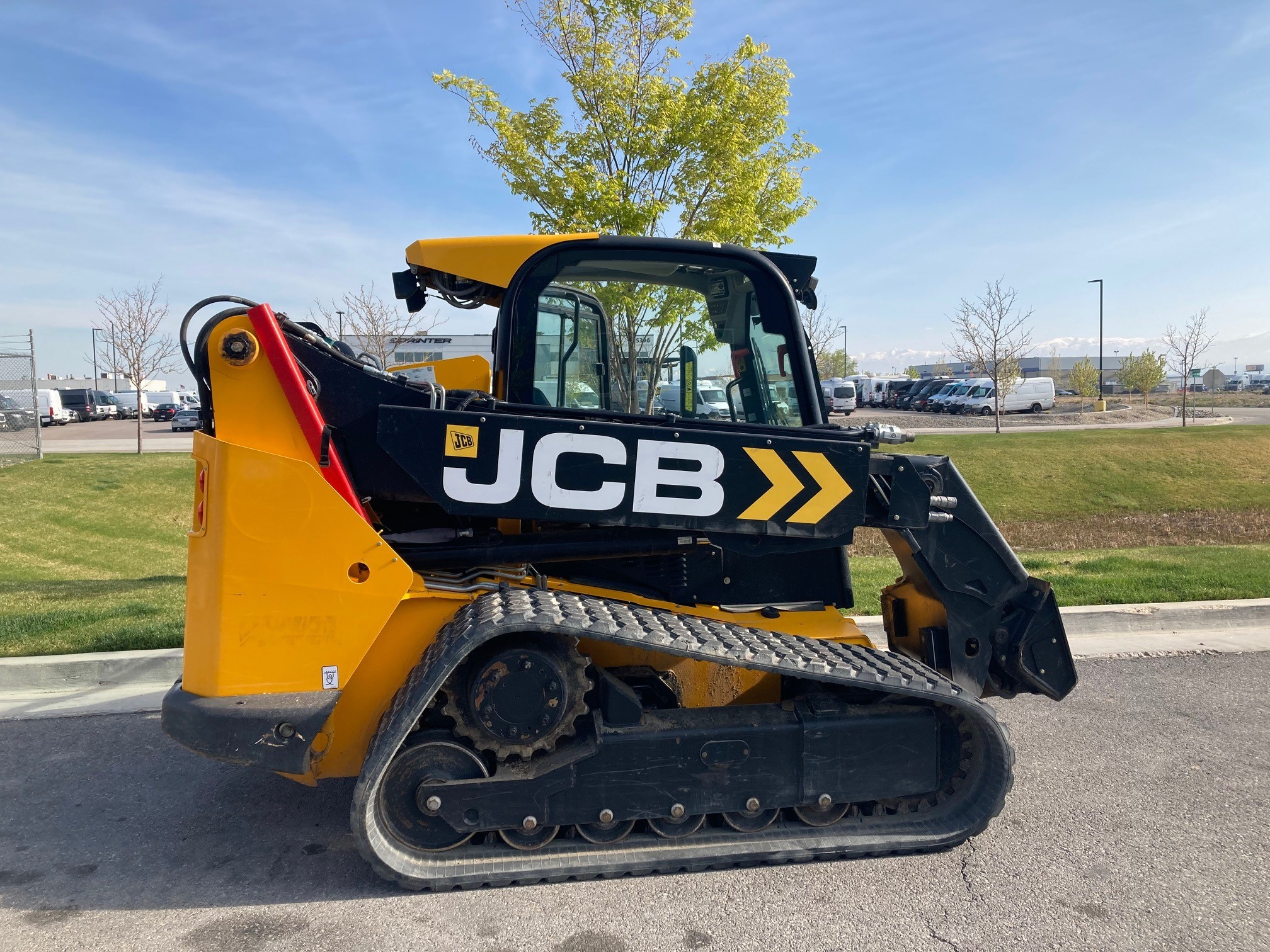 Used, 2017, JCB, 3TS-8T, Skid Steers