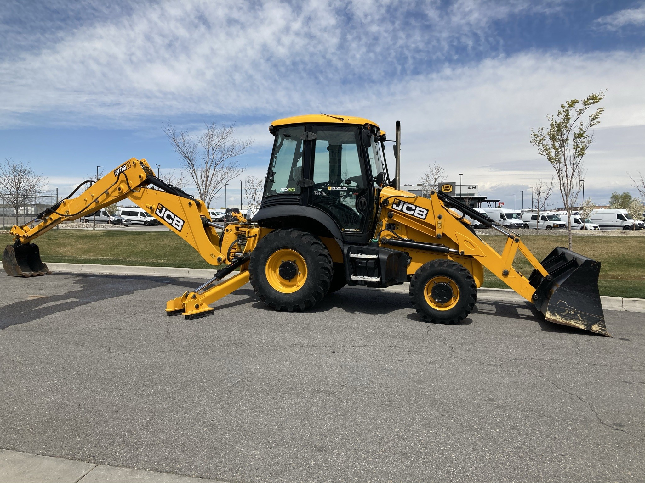 Used, 2017, JCB, 3CX-15, Backhoe Loaders