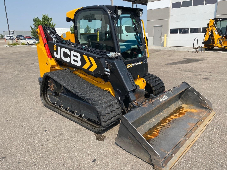 Used, 2018, JCB, 3TS-8T, Skid Steers