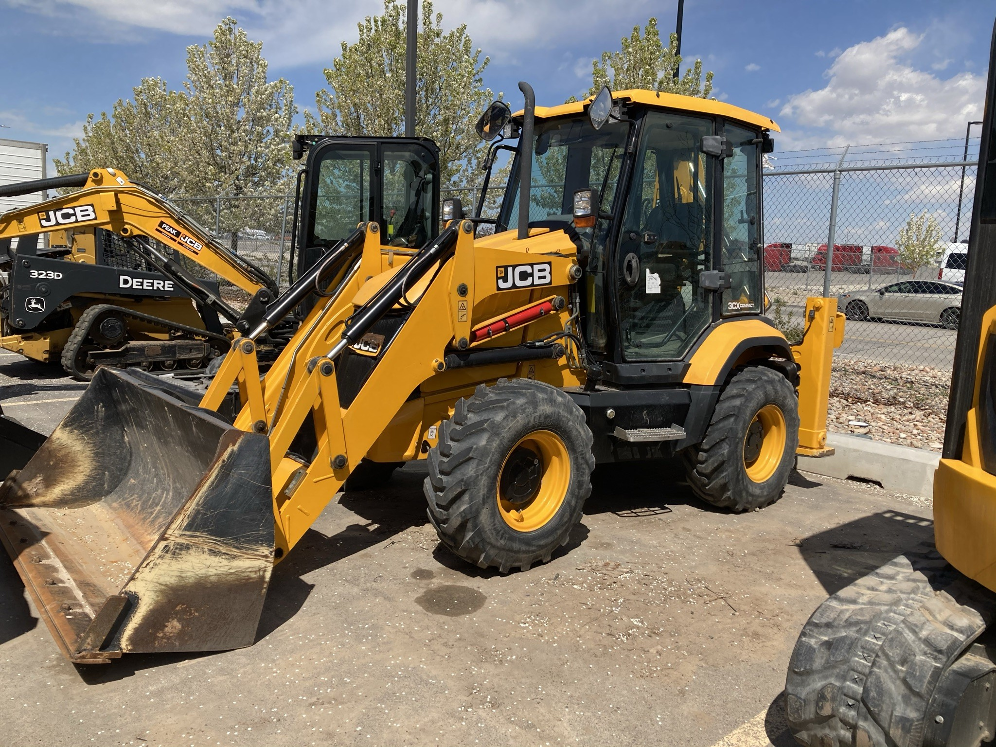 Used, 2016, JCB, 3CX, Backhoe Loaders