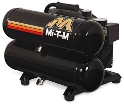 Used, 2019, Mi-T-M, AM1PE0205M, Air Compressors