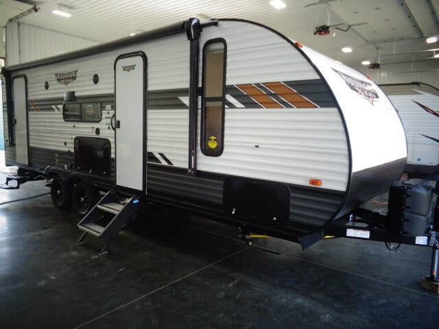 New, 2022, Forest River, WILDWOOD X-LITE 240 BHXL, Travel Trailers