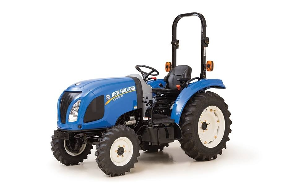New, 2018, New Holland Agriculture, Boomer 40  T4B, Tractors