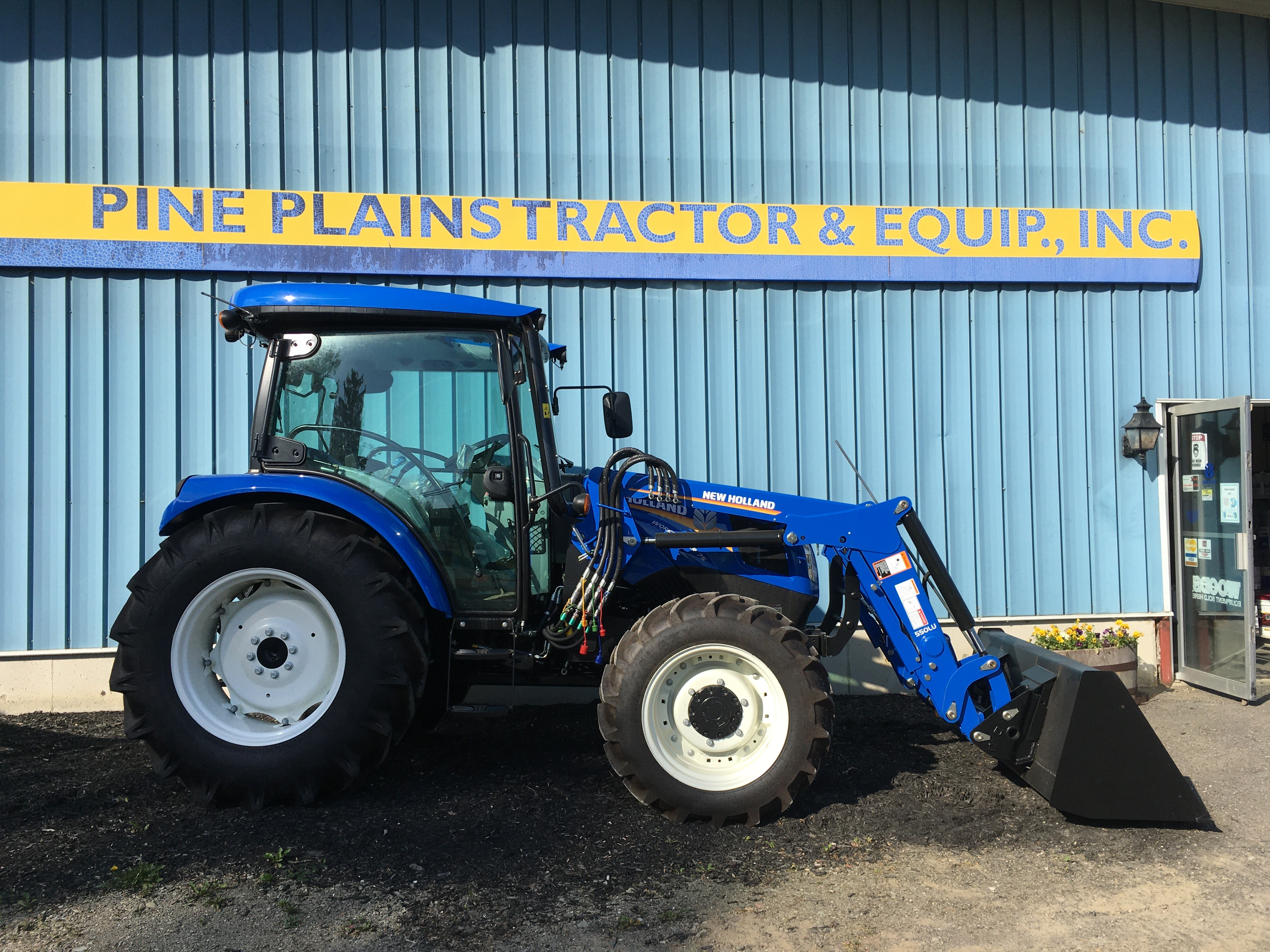 New, 2021, New Holland Agriculture, Workmaster 75, Tractors