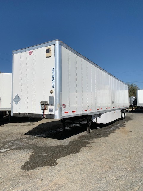 Used, 2019, Wabash National, DURAPLATE CONVENTIONAL DRY VANS, Truck Trailers