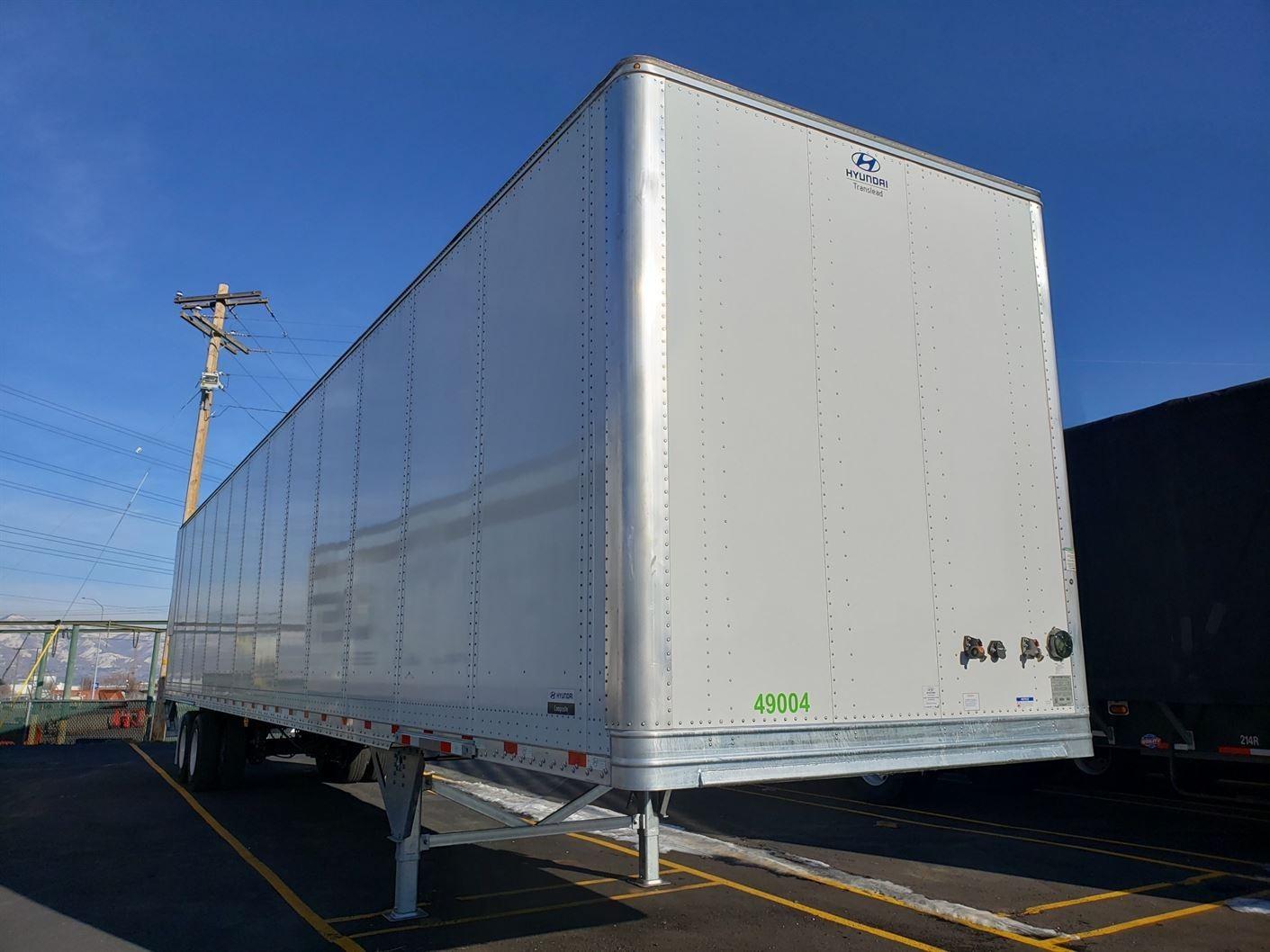 New, 2022, Hyundai, Dry Van, Heavy Equipment