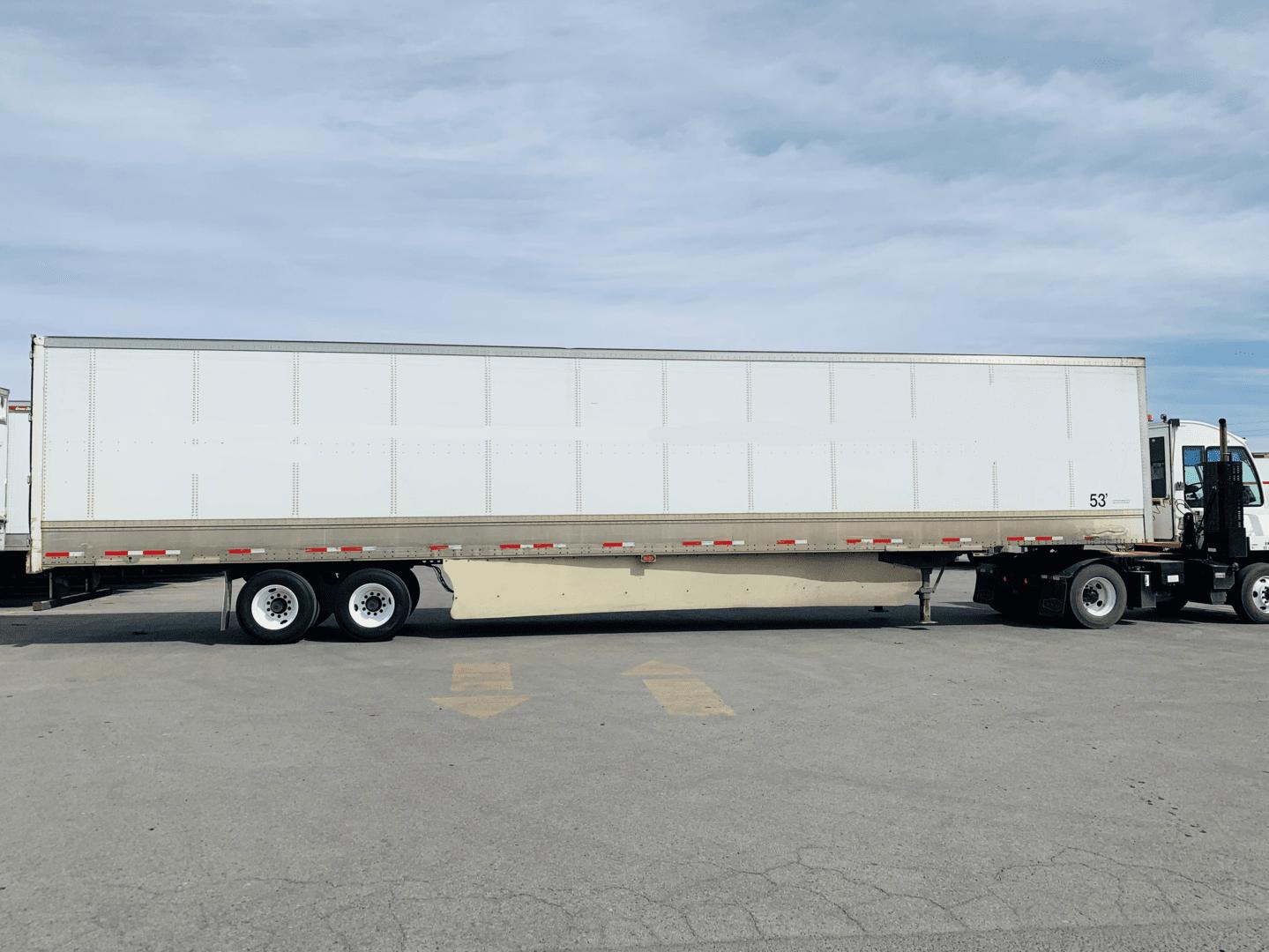 Used, 2006, Wabash National, Dry Van , Trailers